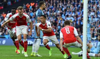 Arsenal, Alexis Sanchez