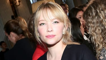 WOODSTOCK, ENGLAND - MAY 31:Haley Bennett attends the Dior Cruise Collection show 2017 at Blenheim Palace on May 31, 2016 in Woodstock, England.(Photo by Victor Boyko/Getty Images for Dior)