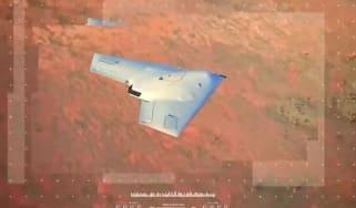 The Taranis drone