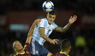 Argentina World Cup squad Mauro Icardi