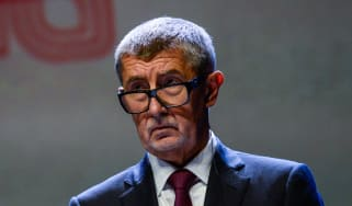 Czech Prime Minister Andrej Babis features in the massive financial data leak
