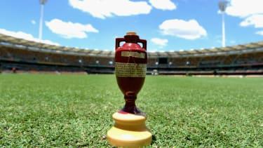 The Ashes cricket series 2017 Australia vs England