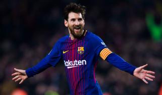Lionel Messi transfer news Man City Barcelona