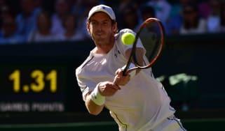 Andy Murray - Wimbledon 2015