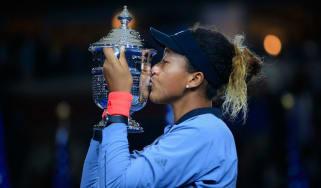 Naomi Osaka won the 2018 US Open women's singles final against Serena Williams