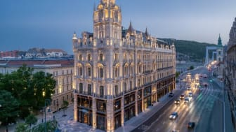 Matild Palace Budapest