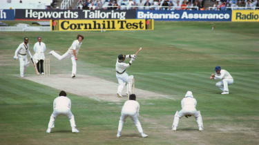Bob Willis bowled England to victory in the 1981 third Ashes Test against Australia at Headingley