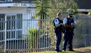Mosque shootings