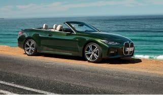 2021 BMW 4 Series Convertible