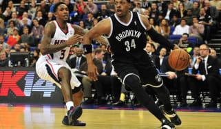 NBA at the O2