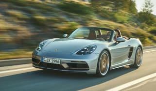 Porsche Boxster 25 Years 2021