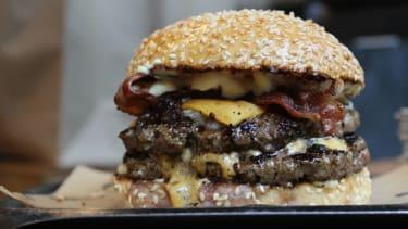Black Bear Burger meal kit