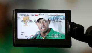 Tiger Woods golf