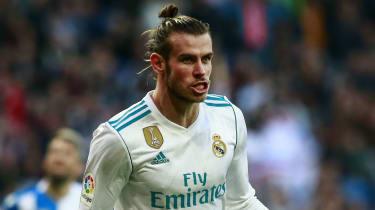 Gareth Bale Real Madrid transfer news Man Utd