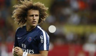 PSG's David Luiz