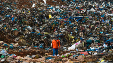 Indonesia, Waste, pollution