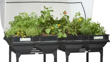 Vegepod self-contained raised garden beds