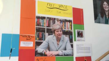 Theresa May Geography