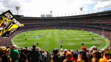 The 2017 AFL Grand Final was held at the Melbourne Cricket Ground