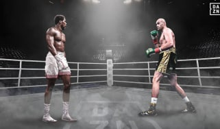 Joshua vs. Fury