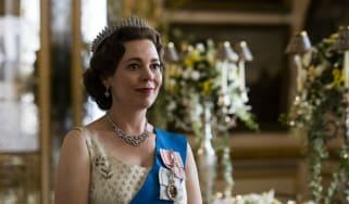 Olivia Colman stars in The Crown season three on Netflix