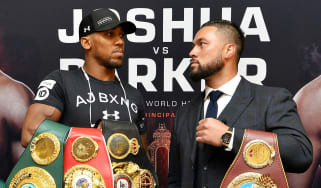 Joshua vs Parker heavyweight boxing tickets odds Cardiff 31 March
