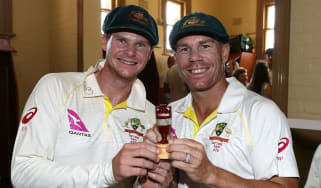 Steve Smith and David Warner led Australia to a 4-0 Ashes win against England in 2017