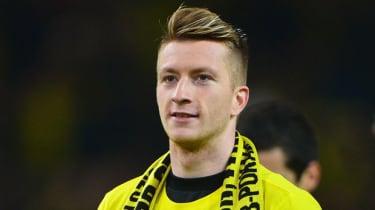 Marco Reus of Dortmund