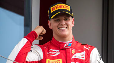 German driver Mick Schumacher will race in F1 for Haas