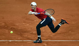 Andy Murray lost 6-1, 6-3, 6-2 against Stan Wawrinka in the French Open first round