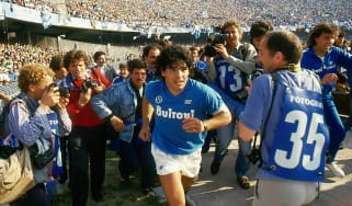Diego Maradona movie BUI 289 Picture credit Alfredo Capozzi