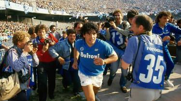 Diego Maradona movie BUI 289 Picture credit Alfredo Capozzi