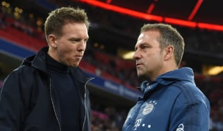 Julian Nagelsmann will replace Hansi Flick as Bayern head coach