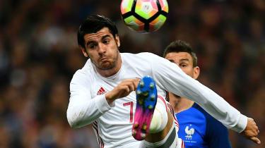 Alvaro Morata - 2017 transfers