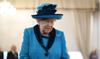 The Queen visits the new headquarters of the Royal Philatelic Society
