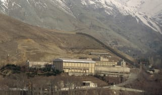 Evin prison, Iran