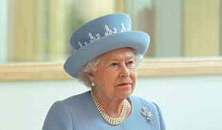 Queen Elizabeth in Northern Ireland