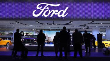 Ford at Detroit