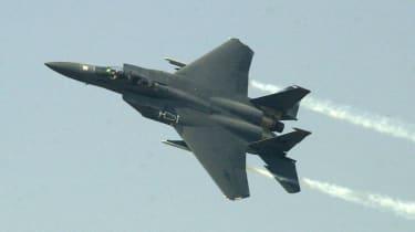 f-15 jet us