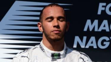 Lewis Hamilton Mercedes F1 2018