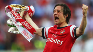 Rosicky FA Cup