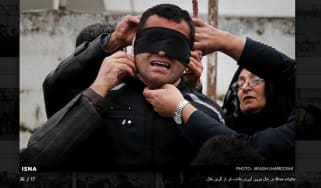 Iranian man spared from execution