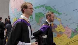 LSE graduates