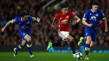 Jesse Lingard, Manchester United