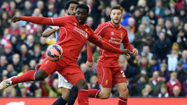 Liverpool's Ivorian defender Kolo Toure