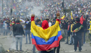 Ecuador protests
