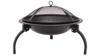 Bar-Be-Quick Dual Firepit Barbecue