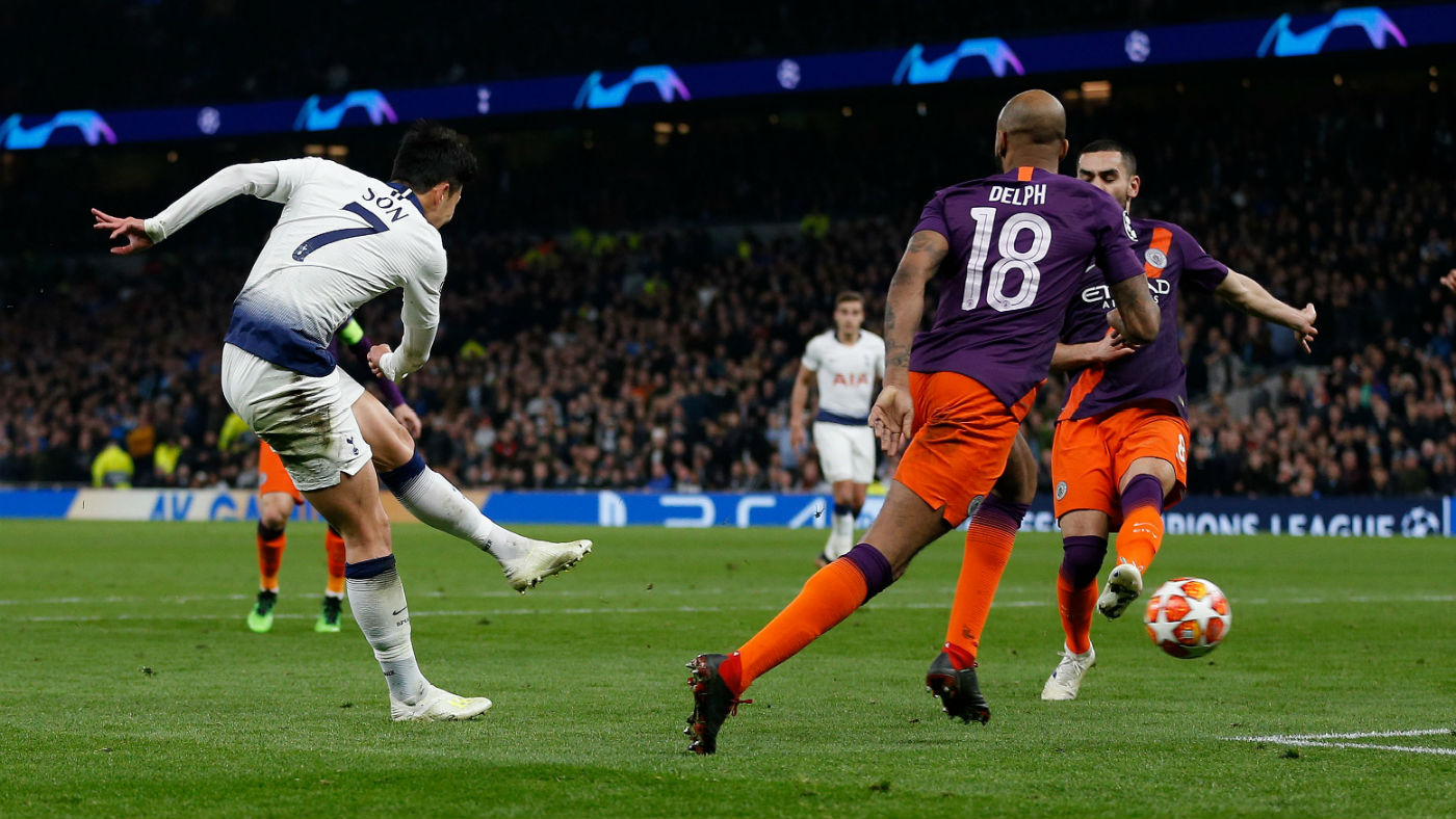 Champions League Man City Vs Tottenham Preview Team News Starting Xis Predictions Betting Odds Tv The Week Uk