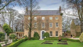 Knuzden Hall, Oswaldtwistle, Accrington, Lancashire
