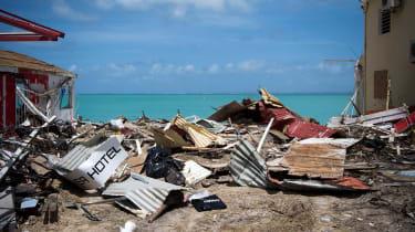 Hurricane Maria bearing down on islands already devastated by Irma